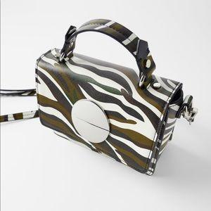 🆕ZARA Mini Crossbody Bag